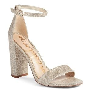 Sam Edelman glitter heels